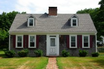What Is Cape Cod Style House