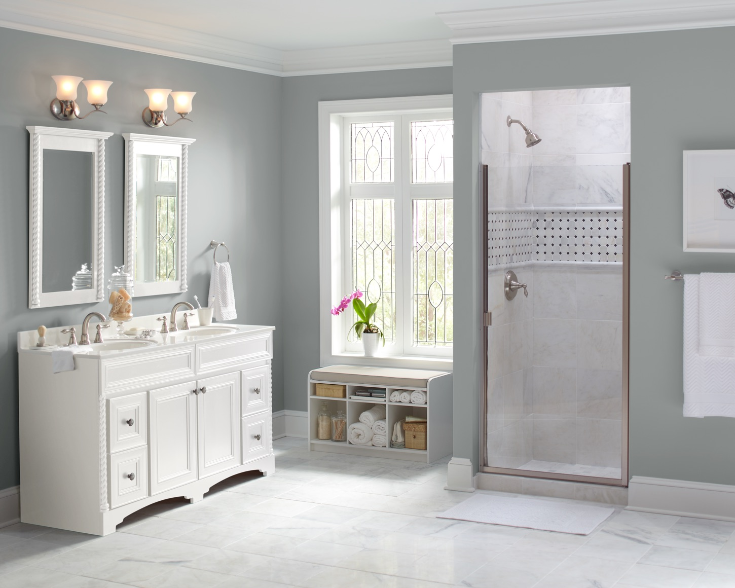 4 ways to display your bath towels - hotpads blog