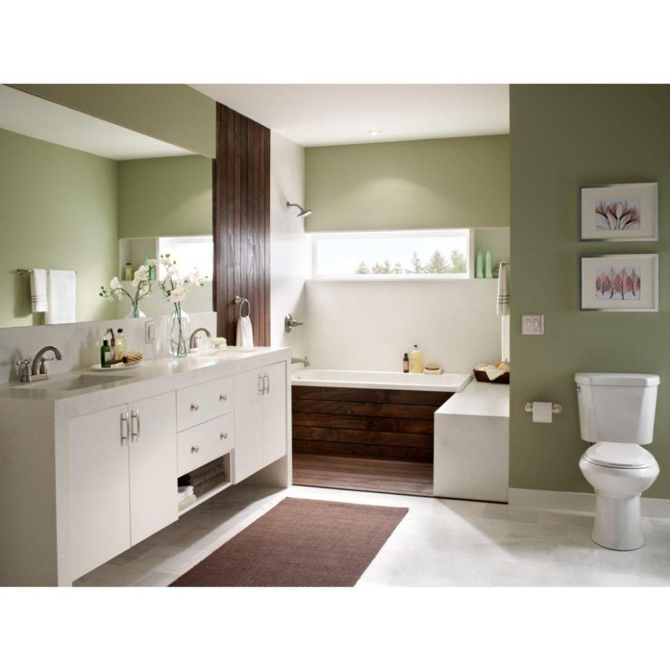 green-brown-white-bathroom