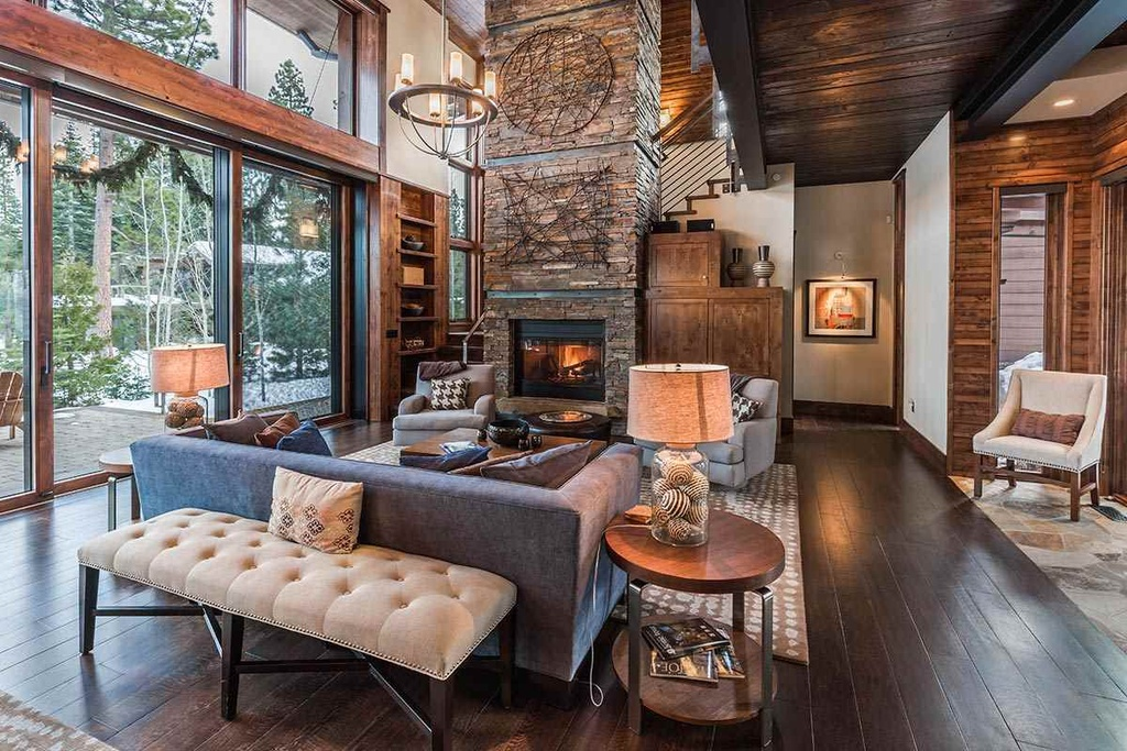 Interior design style rustic hotpads blog for Interior decorating blogs