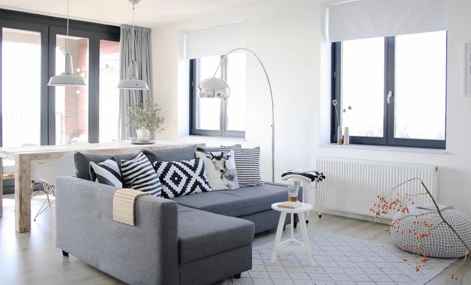 Scandinavian Minimalist Living Room Designs