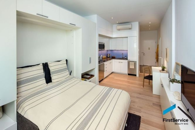 Micro Apartments In Nyc Just How Small