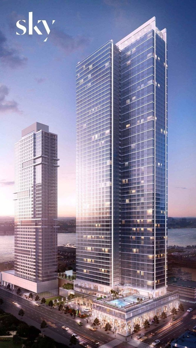 Sky Affordable Housing Lottery 613 For Luxe Midtown Tower