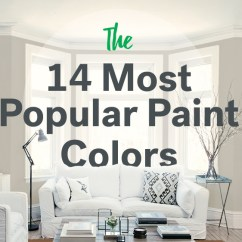 Colors To Paint Living Room How Decorate Table 14 Popular For Small Rooms Life At Home Trulia Blog