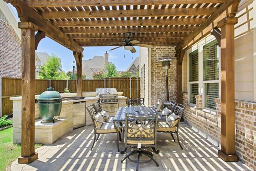 outdoor kitchen for sale cool islands 10 homes with kitchens life at home trulia blog carrollton tx