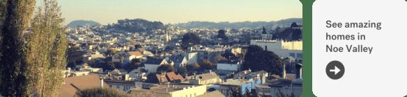 San Francisco's Noe Valley neighborhood