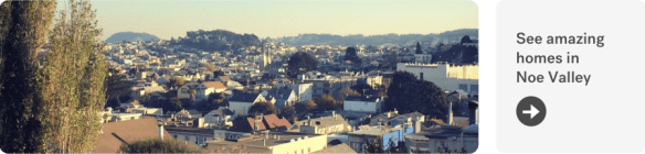 San Francisco's Noe Valley neighborhood
