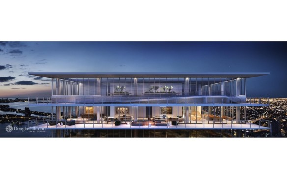 Most expensive condos Miami 1