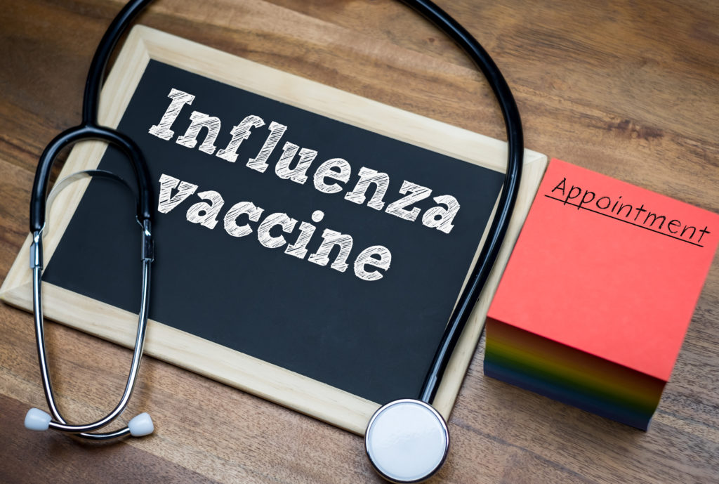 Can You Get the Flu from the Flu Shot?   Corner Stone Urgent Care ...