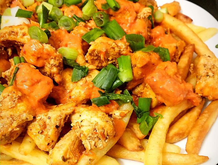 Allergy Friendly Loaded Fries Recipe