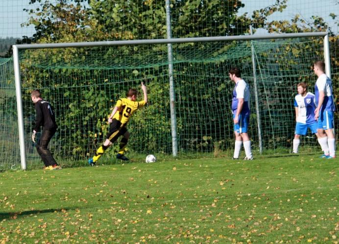 TV Hetzbach II – SG Rothenberg II 3:1 (1:0)
