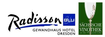 6. Große Sachsen-Wein-Probe am 4. Mai in Dresden - Radisson Blu Gewandhaus Hotel erneut Veranstaltungsort für vinologische Leistungsschau