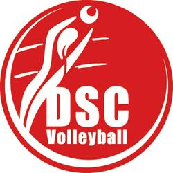 DSC-Volleyballerinnen wagen sich auf ungewohntes Parkett - Schmetterlinge posieren für den neuen Jahreskalender