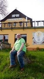 Hotel Sonnenhof macht sich frühlingsfrisch Hinterhermsdorfer Gasthaus ist frisch renoviert und ab sofort wieder täglich geöffnet