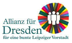 Allianz für Dresden sensibilisiert mit Plakaten Dresdner Wähler
