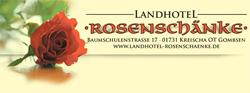 Komik und Kulinarik: Landhotel Rosenschänke präsentiert neue Comedy-Dinnershow!