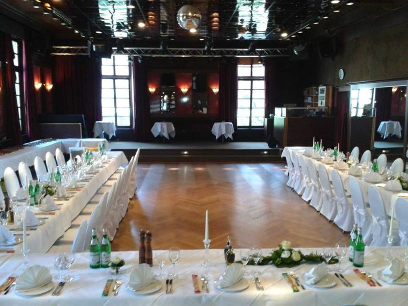 Deko Hochzeit Raum