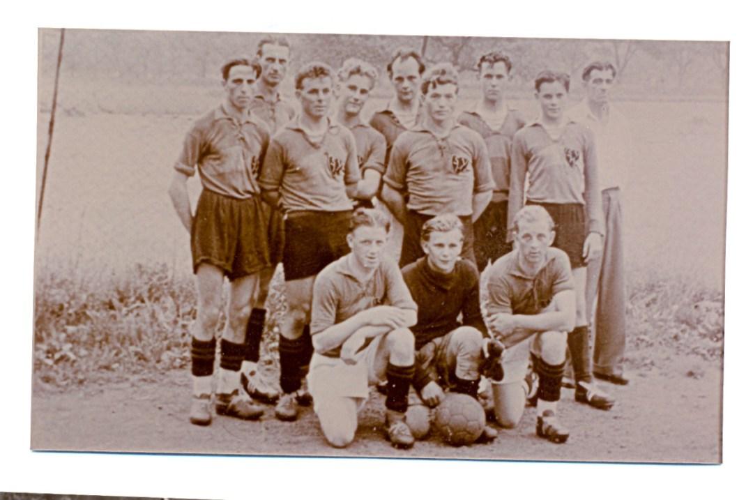 Mannschaftsbild aus den 30er-Jahren