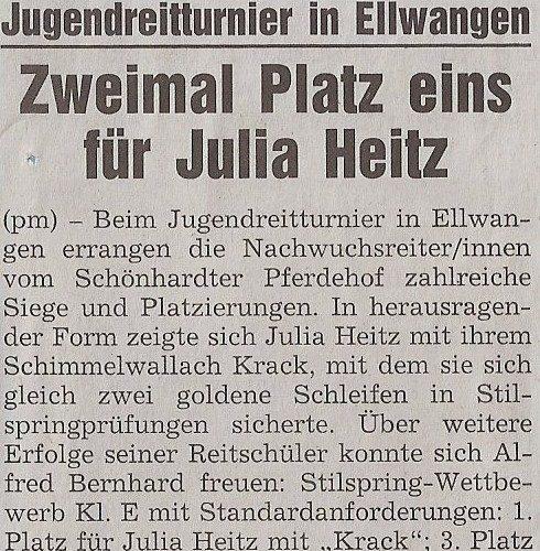 Rems-Zeitung vom 03.05.2008