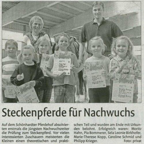 Rems-Zeitung vom 13.10.2009