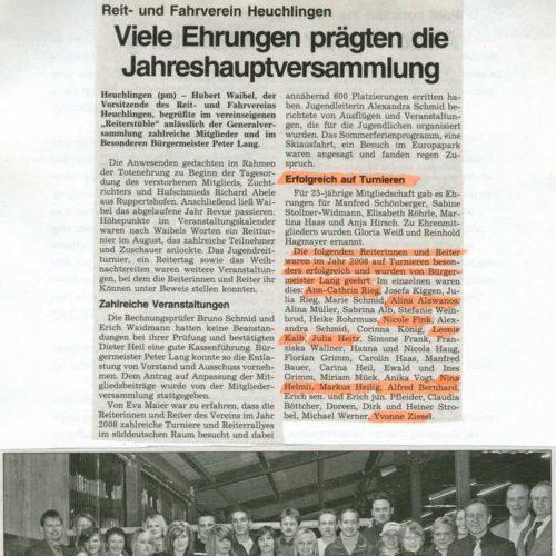 Rems-Zeitung vom 19.04.2009