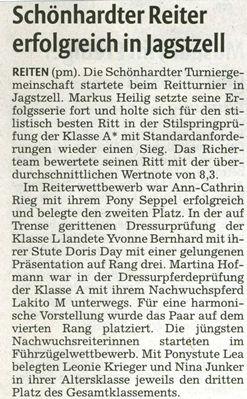 Remszeitung vom 07.08.2010
