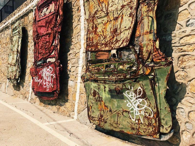 Fanzara street art. Image by Manel on Flickr.com under creative commons license