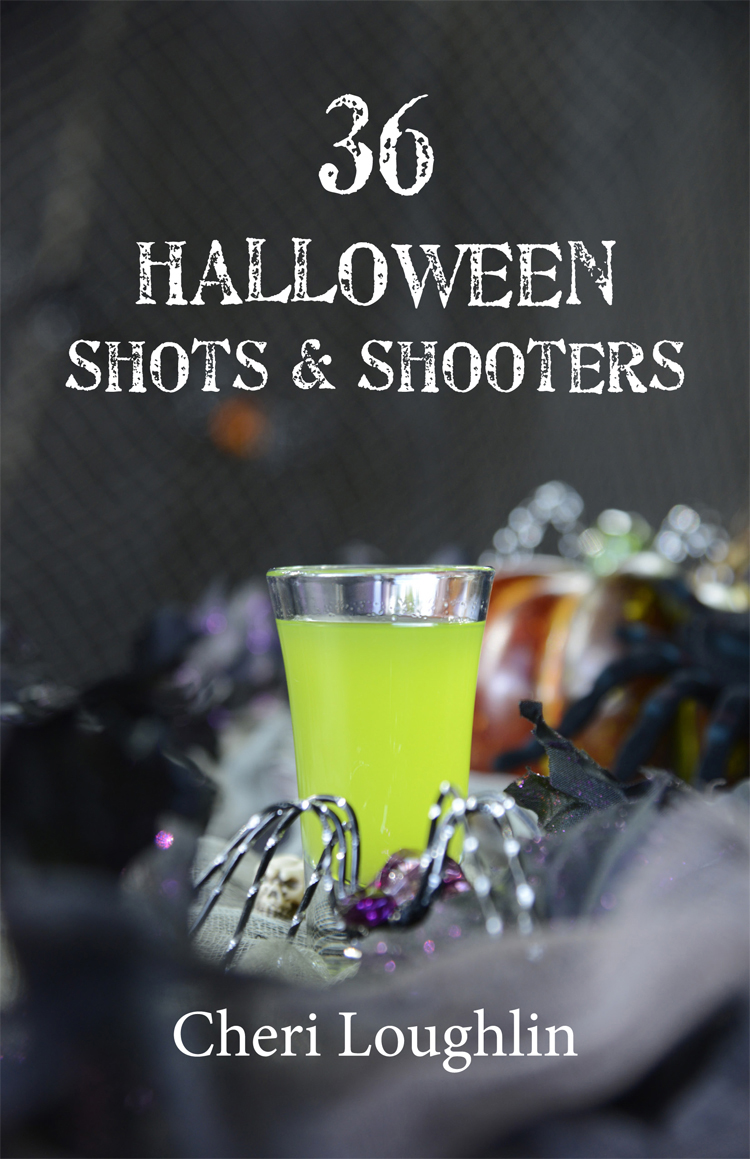 Halloween Party Shots  Small Bite Pairings  The