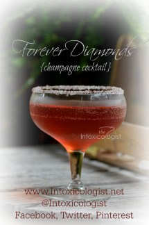 Diamonds Are Forever Cocktail