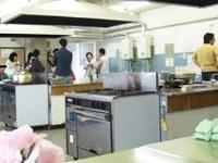 画像:ランチ教室