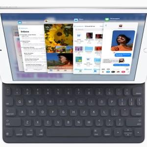 iPadとスマートキーボード
