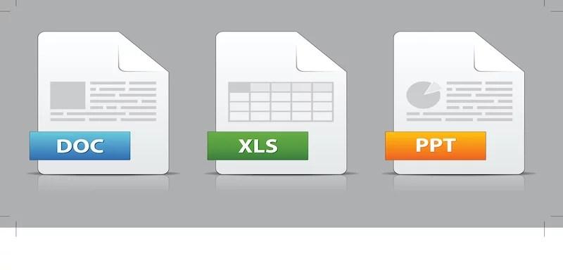 Office系ソフトのイメージ