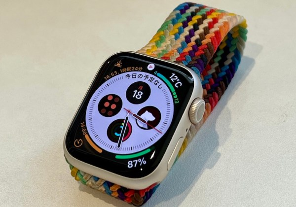AppleWatchシリーズ7