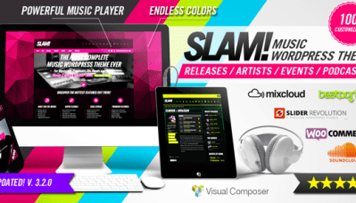 15 Powerful Free Music and Video Player UI PSD Templates - WPAisle