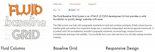 Fliud Baseline Grid