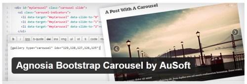 Agnosia Bootstrap Carousel