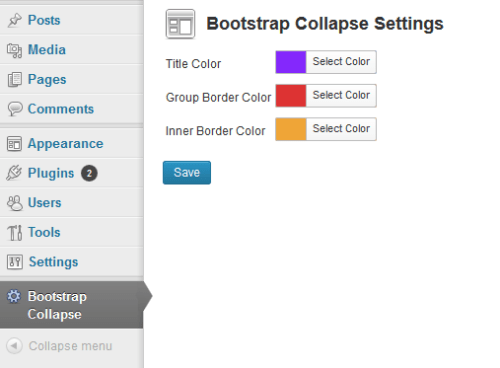 Bootstrap collapse