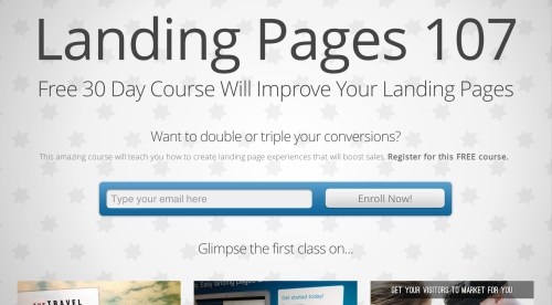 Easy Landing Pages