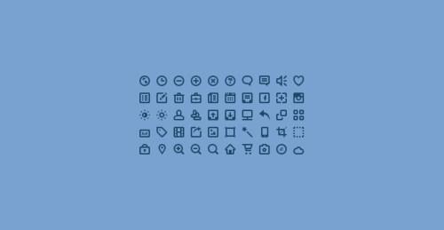 50 Mini Icons