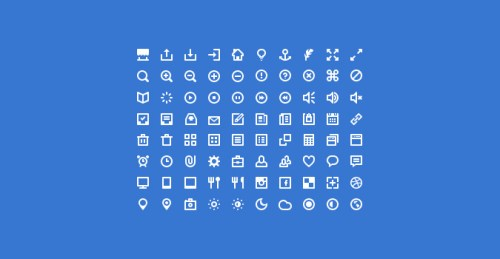 80 Free Mini Icons