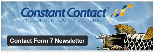 Contact Form 7 Newsletter