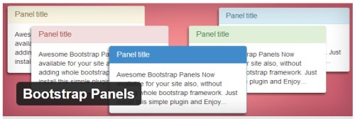 Bootstrap Panels
