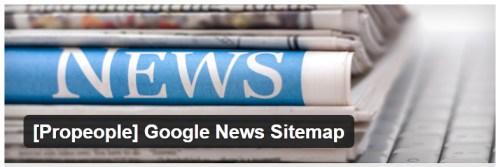 Google News Sitemap