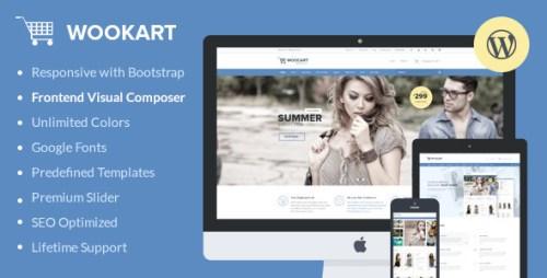 WooKart - Multi-Purpose WooCommerce Shop Theme