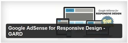Google AdSense for Responsive Design