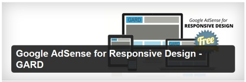 Google AdSense for Responsive Design