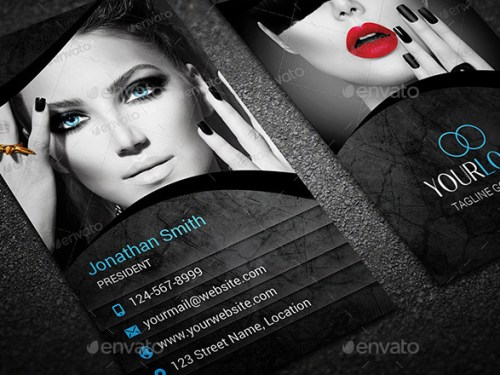 Stylish Photography Business Card Template