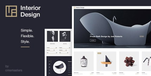 Interior Design - Architecture & Design WordPress Theme