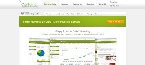 Canterris Marketing Suite