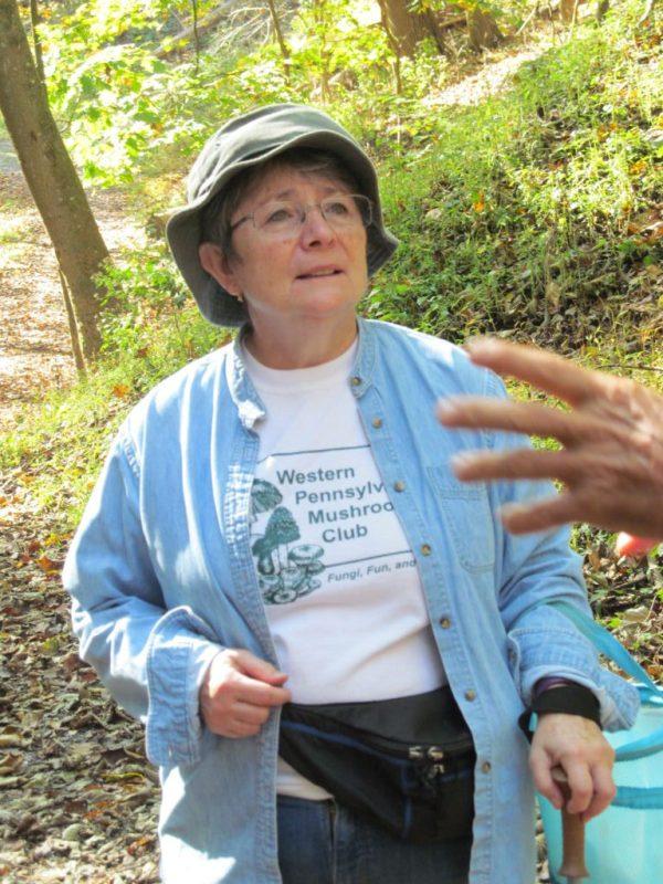Walk Leader Barbara DeRiso by Ceciy Franklin